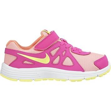 Nike Girls' 2 Revolution 2 Psv Footwear-Pink/Orange/Yellow/White, Size 11:  Amazon.co.uk: Sports & Outdoors