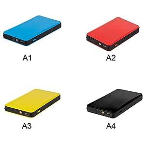 Asdomo 20000mAh Car Jump Starter con cargador rápido 12V Auto Battery Booster Power Pack portátil con cable tipo C