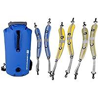 tfxwerws Kayaking rutschfest Dry Bag Tasche Schultergurt Gürtel (gelb)