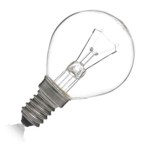 Eveready Leuchtmittel Appliance–Kleine Edison-Schraube E14Mikrowelle/Backofen Glühbirne–40W (10Stück)