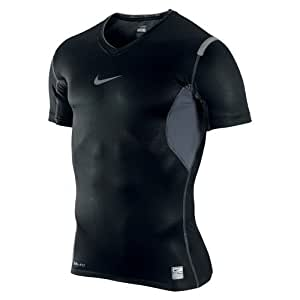 Nike Herren T-Shirt SS-Top, black/cool grey, S, 359251