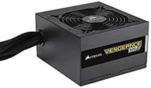 Corsair CP-9020107-DE Vengeance V500 ATX 12 V Power Supply Unit - Black