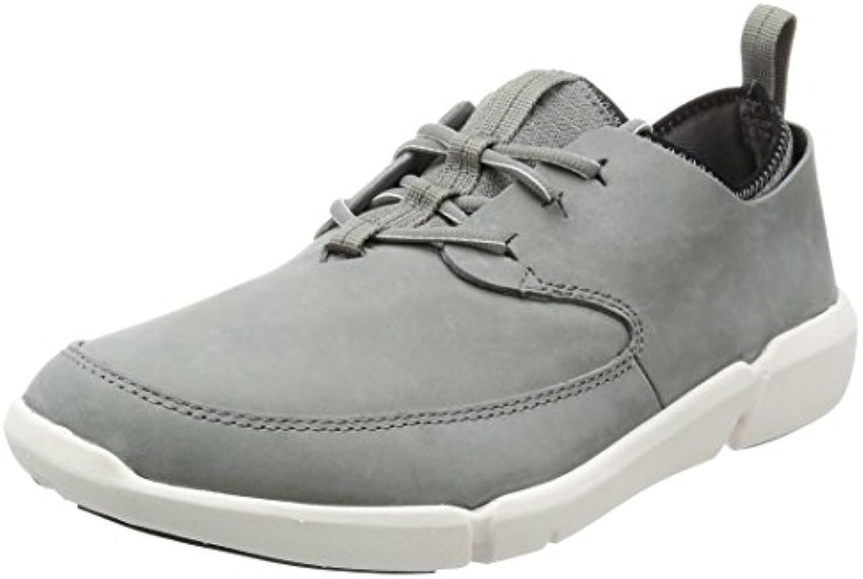 Clarks Herren Triflow Form Sneaker  Billig und erschwinglich Im Verkauf