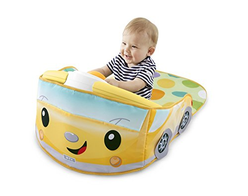 Image of Fisher-Price 3-in-1 Convertible Car Gym