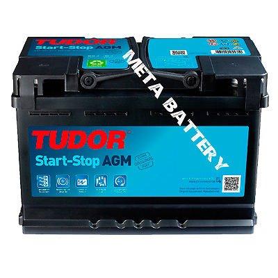Tudor Start Stop AGM-Akku TK800–80AH–800A