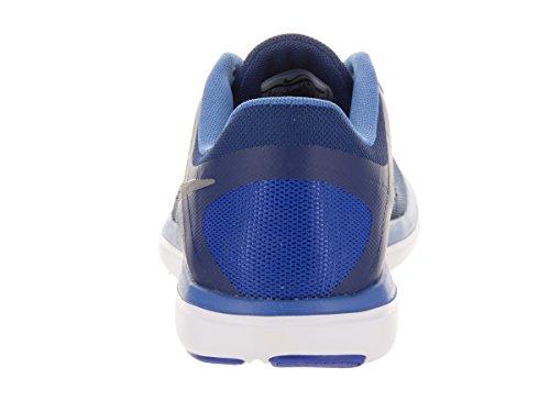Nike Flex 2016 Rn, Scarpe da Corsa Uomo, Verde Blu