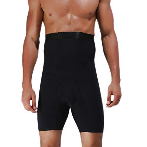 High-leg Brief Panty (eamqrkt Men Ultra Lift Slimming Body Shaper Tummy Boxer High Waist Brief Panties)