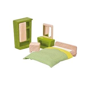 Plan Toys - Accesorio para casas de muñecas (Globalgifts PL7607) Importado