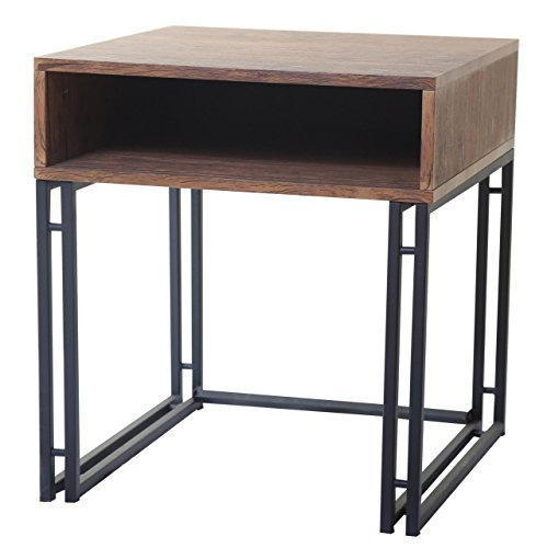 ts-ideen-mesa-baja-design-mesa-auxiliar-imitacion-madera-comoda-en-metal-51-x-51-cm