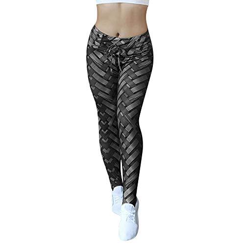 ❤️ Pantalones de Yoga Mujer Cintura Alta