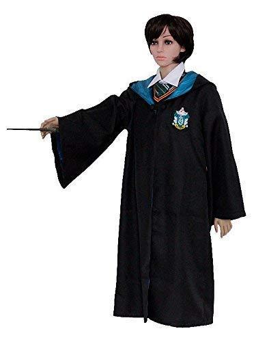 Harry Potter Slytherin Haus Robe Mittlerer Größe