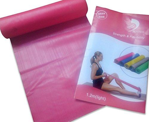 Fisioterapia allenamento esercizio elastico collo e riabilitazione muscolari Plus istruzioni