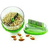 2 Spoon Multi Crusher Garlic, Onion, Dry Fruit Multi Crusher/Vegetable Chopper/Vegitable Cutter