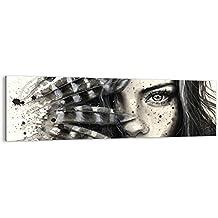 Cuadro sobre Vidrio - Cuadro de Cristal - de una Sola Pieza - 160x50cm - Foto número 2874 - Listo para Colgar - Pinturas en Vidrio - Impresiones sobre ...