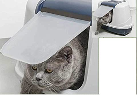 Flap Door Replacement For Our Hooded Litter Trays 4 Designs