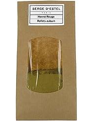 Henné rouge 1kg - Coloration végétale Cheveux 100% Naturelle. Reflets Auburns - Lumineux