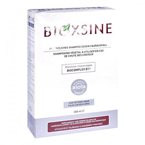 Bioxsine pflanzl.Sha.g.Haarausfall b.fettigem Haar 300 ml