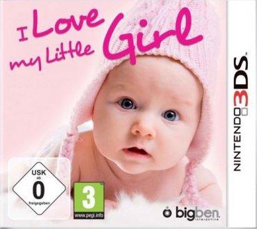Preisvergleich Produktbild I love My Little Girl