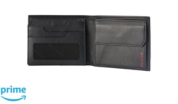 Samsonite Pro DLX 4S Portefeuille RFID 8cc + 2 Compartements 5cc + VFL + 2W + Coin + 2C, 14 cm