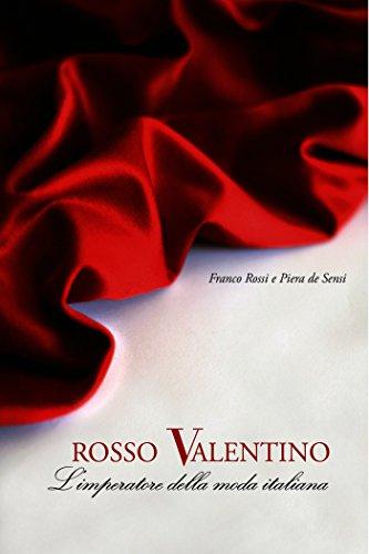 Kostüm Franco - Rosso Valentino (Italian Edition)