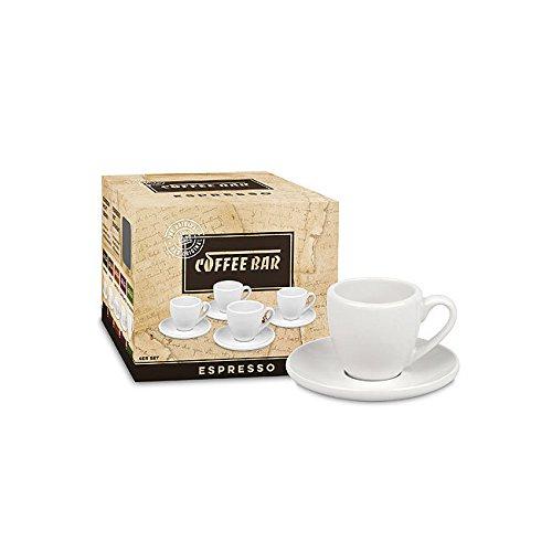 ScanPart Espressotassen weiss 4 er Set thumbnail