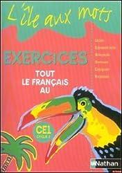 Tout le français au CE1 : Exercices