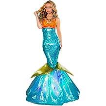 Amazon.es: disfraz sirena adulto