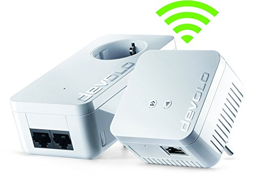 dLAN 550 WiFi Starter Kit Powerline - 7