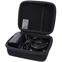 Aenllosi Voyage Étui Rigide Housse pour Sony DSC-RX100 M2/III/IV/V/M5A/M6/M7 Appareil Photo (Storage Case)