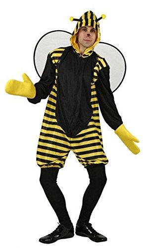 Atosa - Disfraz de abeja para hombre, talla L (8422259955504)