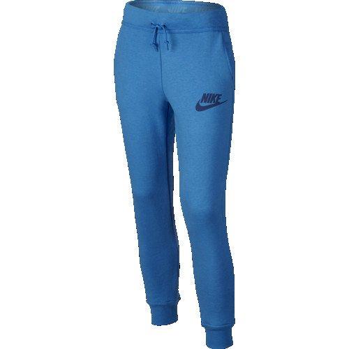 Nike Jogginghose, Sweatpants für Mädchen G NSW Mdrn Reg XL Blue (LT Photo Blue/deep Royal Blue)