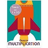 OBJECTIF MULTIPLICATION - Jeu de cartes pour apprendre et réviser les tables de multiplication - 1 joueur et plus
