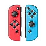 NS Switch Joy Pad Controller Para Nintendo Joy-Con (izquierda / Derecha) Consola De Juegos Bluetooth, Controlador Izquierdo Y Derecho Compatible Con La Consola Nintendo Switch Como Reemplazo Joy Con