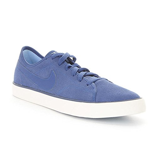 Nike Primo Court Leather, Chaussures de Tennis Homme, Noir, 44,5 EU Bleu (Coastal Blue / Coastal Blue-Bluecap-Sail)