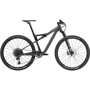 """41YzmZU%2BDqL. SS300 CANNONDALE Bici Scalpel Si Carbon 29"""" BlackPearl cod. C24400M10LG Taglia L"""