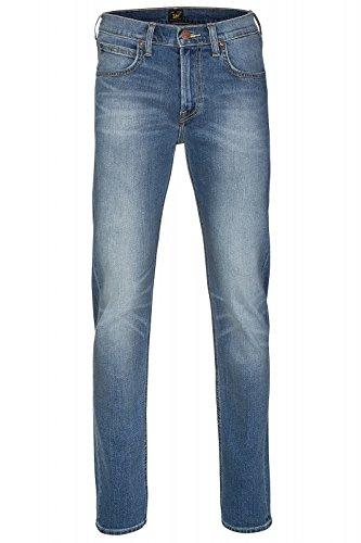 Lee Arvin - Jeans - Tapered - Homme Blau