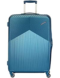 American Tourister Georgia Polycarbonate 69 cms Moonlight Blue Hardsided Check-in Luggage (FS3 (0) 21 002)