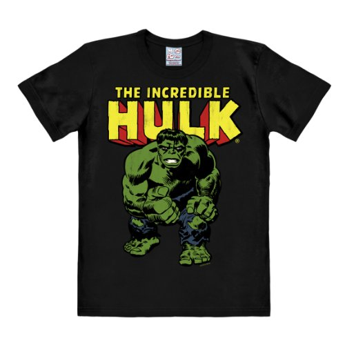 Logoshirt T-Shirt Hulk - Marvel Comics - The -