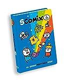 DIARIO SCOMIX SCOTTECS Comix Scuola 2019-2020 Blu + Omaggio portachiave Fischietto + Omaggio Penna...