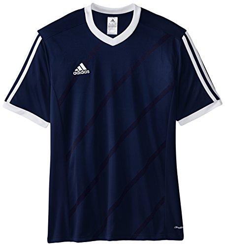 adidas Big Boys Climacool Regista 14 Soccer Jersey Dark Blue