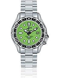 Chris Benz Deep 500m Automatik CB-500A-G-MB Automatic Mens Watch Diving Watch