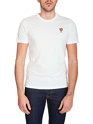 BLAUER U - T-shirt - Homme bleu bleu Bianco