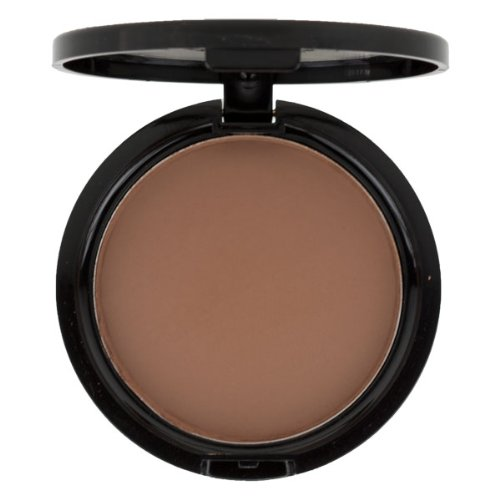 W7 The Bronzer Pressed Powder Compact - Matte (Bronze Pressed Bronzer)