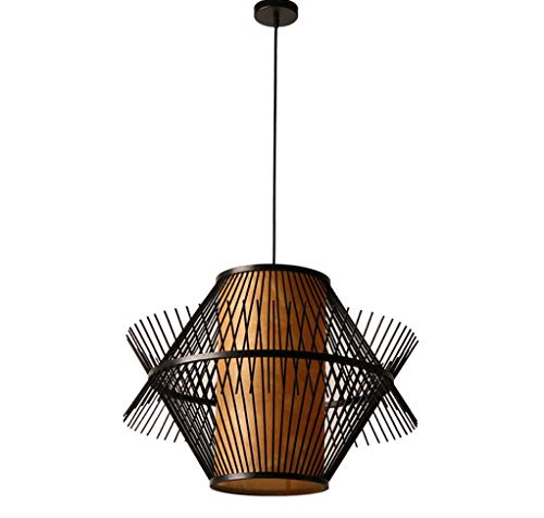 WENBOCChinesischen kronleuchter Chinesischen stil restaurant licht karte sitz box bambus lampe hotel club dekoration lampe 60 * 44 CM -