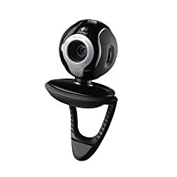 Logitech 961465-0403 Webcam (Black)