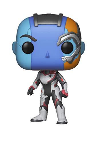 Funko 36667 POP Bobble: Avengers Endgame: Nebula Sammelfiguren, Multi
