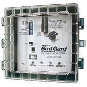 Bird gard super pro dissuasori acustici contro gabbiani for Dissuasori piccioni amazon