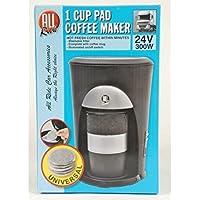 MACHINE A CAFE CAFETIERE A DOSETTE POUR CAMION ROUTIER 24 V 24V POIDS LOURD VOYAGE