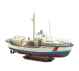 Billing Boats Facturación Barcos 1: 40Escala Kit de construcción de Modelo U.S Guardacostas