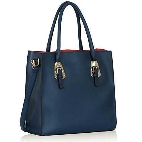 TrendStar Damen Konstrukteur Handtaschen Frauen Große Taschen Shopper Übergroßen Schulter Tasche (Handtasche Übergroße)